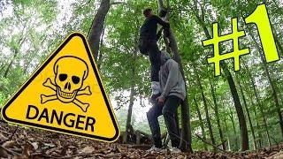 Download YOUTUBER in der WILDNIS !?   Youtube Camp #1  CrispyRob Video