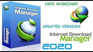 Download How to Open IDM using a Fake Serial Number 100% Working!! Video