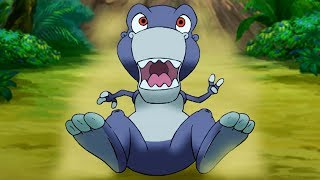 Download The Land Before Time | Cutest Moments of Chomper | Compilation | Cartoons For Children Video