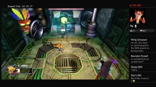 Download Playing Crash Bandicoot 3 Video