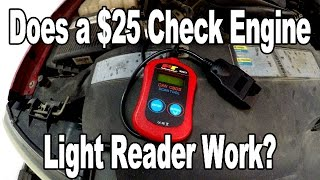 Download Do Cheap Check Engine Light Readers Work? Video