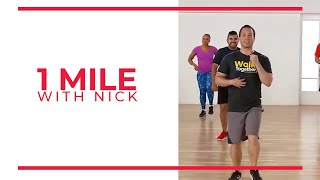 Download Walk At Home: Walk 15   Nick 1 Mile! (Walking Exercise) Video