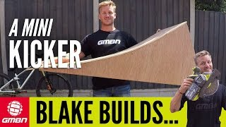 Download How To Build A Mountain Bike Mini Kicker | Blake Builds A Portable Wooden Jump Video