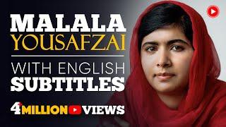 Download ENGLISH SPEECH | MALALA YOUSAFZAI - Nobel Peace Prize (English Subtitles) Video