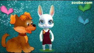 Download Zoobe Зайка С днем рожденья поздравляю! (полная версия) Video