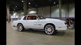 Download WhipAddict: 85' Chevrolet Monte Carlo SS on Forgiato Dreas 24s, Supercharged LS3, Camaro Interior Video