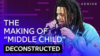 Download The Making Of J. Cole's ″MIDDLE CHILD″ With T-Minus | Deconstructed Video