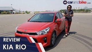 Download Kia Rio Hatchback Driven In India | NDTV carandbike Video