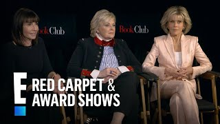 Download ″Book Club″ Stars Give Spicy Relationship Advice   E! Red Carpet & Award Shows Video