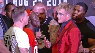 Download JAKE PAUL VS. DEJI PRESS CONFERENCE [HIGHLIGHTS] Video