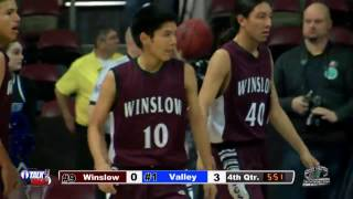 Download Winslow vs Valley Christian 3A State Basketball Quarterfinals Full Game Video
