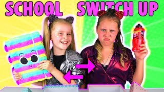 Download BACK TO SCHOOL SWITCH UP CHALLENGE!! #2 Video