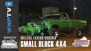 Download 6200 Small Block 4x4 Pulling at Millers Tavern April 8 2017 Video