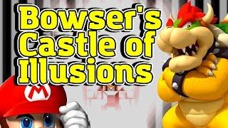 Download Bowser's Castle of Illusions   Super Mario Maker Level Showcase Video