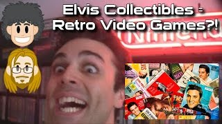 Download Retro Video Games = Elvis Collectibles? #CUPodcast Video