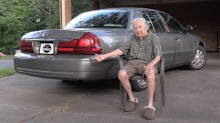 Download Surprise Borla Exhaust Install For My Grandpa's Mercury Grand Marquis! Video
