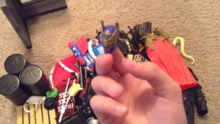Download WWE action figure Accessories Collection Video