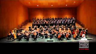 Download Per te d'immenso giubilo (Lucia di Lammermoor) G.Donizetti. Coro ″Premier Ensemble″ de AGAO Video