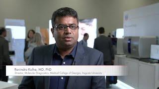 Download Interview with Dr. Ravindra Kolhe at AMP 2018 on tumor mutational burdon Video