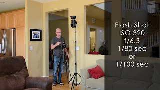 Download One Light, High-End, Real Estate Photography Video