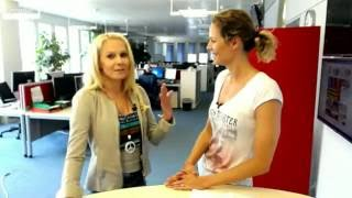 Download Ulrike Kriegler live im ″Krone″-Sport-Talk! Video