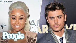 Download Blac Chyna Trashes Kylie Jenner's Home, Zac Efron Dishes On Baywatch & More | People NOW | People Video