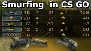 Download CS GO Smurfing: The Situation Video