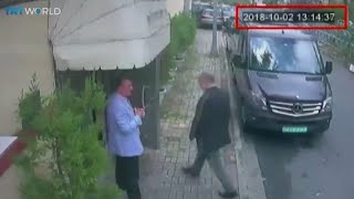 Download Turkey says recordings from inside Saudi consulate prove missing journalist Jamal Khashoggi killed Video