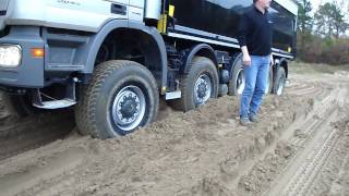 Download Vastgereden Mercedes 10x8 (hardewijk) Video