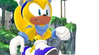 Download Sonic Generations - Ray The Squirrel v1.0 Mod Release Video