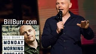 Download Bill Burr's Thursday Afternoon Monday Morning Podcast (07-21-2016) Video