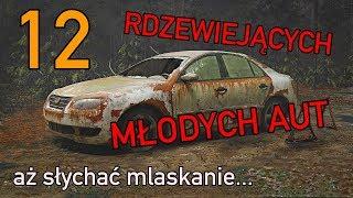 Download 12 rdzewiejących młodych samochodów, aż usłyszysz mlaskanie - #137 TOP Video
