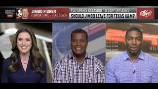 Download Jimbo Fisher & Texas A&M Both Made a Mistake Video