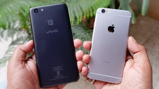 Download ViVo V7 Plus vs iPhone 6 SPEED TEST | COMPARISON!! Video