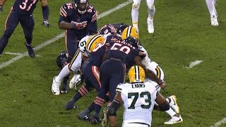 Download Davante Adams Knocked Out On Brutal Hit By Danny Trevathan | Bears vs. Packers | NFL Video