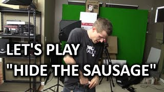 Download Let's Play ″Hide the Sausage″ - Stick N Find Real World Test Video