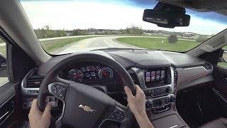 Download 2018 Chevrolet Tahoe RST Performance Edition - POV Test Drive (Binaural Audio) Video