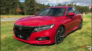 Download 2018 Honda Accord Sport 2.0T – The Type R of Family Sedans Video