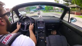 Download 1.6L Turbocharged Miata - GoPro Hero4 Session Test Video