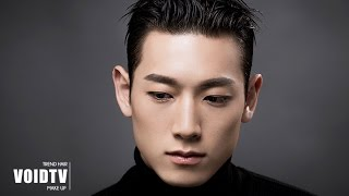 Download 슬릭백 남자 스타일 - MAN HAIR STYLE Slick Back Formal Way Video