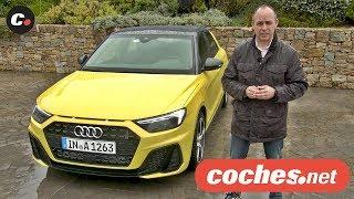 Download Audi A1 Sportback 2019 | Primera prueba / Test / Review en español | coches Video