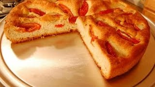 Download Focaccia Bread with Tomatoes - Italian Recipe by Rossella Rago - Cooking with Nonna Video