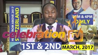 Download HELP FROM ABOVE 2017 ″EUROPEAN INVASION″ WITH APOSTLE JOHNSON SULEMAN Video