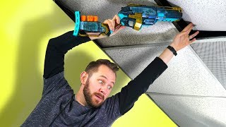 Download NERF Hide Your Weapon Challenge! Video