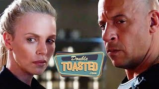 Download THE FATE OF THE FURIOUS MOVIE TRAILER REACTION - Double Toasted Review Video