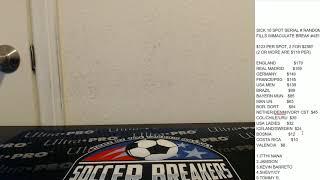Download MOASB MOTHER OF ALL SOCCER BREAKS CASE #9, NOV 13, 2017 Video