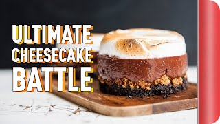 Download THE ULTIMATE CHEESECAKE BATTLE ft. TOM DALEY Video