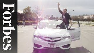 Download The Self-Driving Car Company Coming For Tesla & Google | Forbes Video
