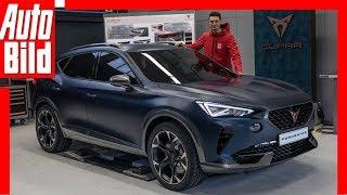 Download Cupra Formentor (2019) SUV-Coupé der Seat-Tochter / Neuvorstellung / Sitzprobe Video