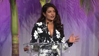 Download Priyanka Chopra - Full Power of Women Speech Video